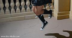 Levitation (Kisu Media) Tags: flying levitation sneakers