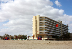 Club Hotel Riu Oliva Beach Resort - Fuerteventura (cuxclipper ) Tags: beach strand buildings fuerteventura kanaren bauwerke riuhotels playasgrandes clubhotelriuoliviabeachresort