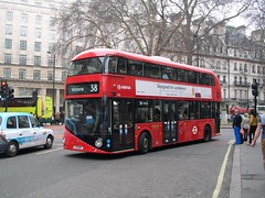 LT61 BHT (markkirk85) Tags: new bus london buses station for transport victoria routemaster lt61 tfl arriva lt2 bht nbfl borismaster lt61bht