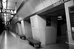 """Queens Park (TTC) • <a style=""""font-size:0.8em;"""" href=""""http://www.flickr.com/photos/59137086@N08/6825777878/"""" target=""""_blank"""">View on Flickr</a>"""