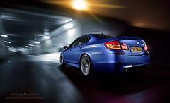 BMW M5 - Monte Carlo Blue (Luuk van Kaathoven) Tags: blue f10 bmw carlo monte van m5 arjan luuk rigshot autogetestnl luukvankaathovennl autogetest kaathoven bruinstroop