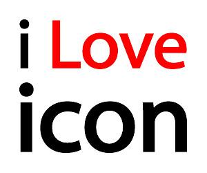 i Love icon