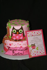 "Owl baby shower to match invitation • <a style=""font-size:0.8em;"" href=""http://www.flickr.com/photos/60584691@N02/6875429738/"" target=""_blank"">View on Flickr</a>"