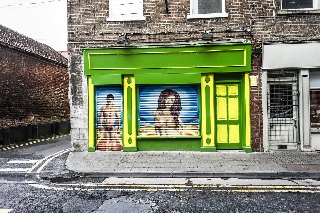 Graffiti & Streetart In Limerick