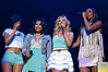 The Saturdays The Girl Guides Big Gig 2012 - Performances Birmingham, England