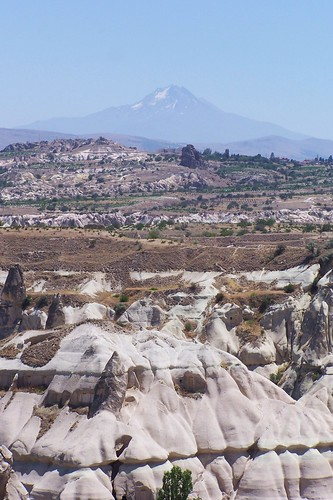 Mount Erciyes, Turkey