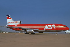 N765BE (NORTHEAST) (Steelhead 2010) Tags: lockheed northeast tristar l1011 nea nreg n765be