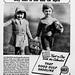 Newspaper advertisement for Gulf Gasoline, 1936