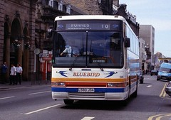 Stagecoach Bluebird Volvo B10M/Plaxton 580 L580JSA in Inverness (Mark Bowerbank) Tags: volvo bluebird stagecoach inverness 580 b10mplaxton l580jsa