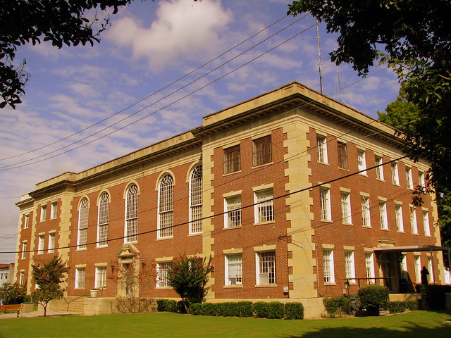 Cocke County Courthouse - Newport, TN