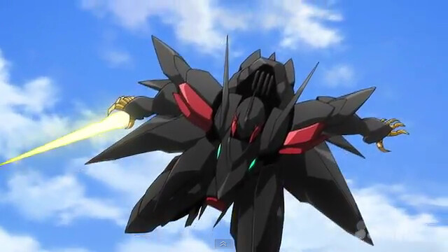 Gundam AGE Episode 18  Battle at the Graduation Ceremony Screenshots Youtube Gundam PH (25)