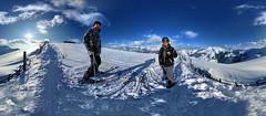 360 Panorama Abergalm Maria Alm (HDR) (spechtl) Tags: panorama snow salzburg austria skiing maria alm hdr aberg 360 hochknig