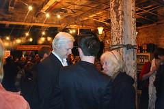 Julian Assange at The Old Vic Tunnels (Kjetil Lier Svendsen // Thanks for 200,000 views!) Tags: london last julian europe londres belarus dictator theoldvic oldvic wikileaks assange oldvictunnels theoldvictunnels