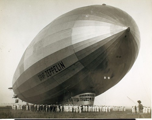 history of the zeppelin essay