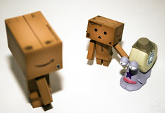 "51/366 ""Can I just take it?"" (MiGUi_ES) Tags: danbo"