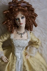 Ashleigh at Court (alington) Tags: fashion bjd ashleigh resin exclusive piratesofthecaribbean tonnerdoll elizabethswann courtgown twodaydreamers ultimateglamour