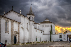 Pousada D. Joo IV (_Rjc9666_) Tags: church weather architecture clouds hotel arquitectura nikon igreja thunderstorm 100 13 80 alentejo pousada hdr vilaviosa realstate d5100 ruijorge9666