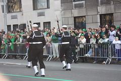IMG_7161 (peterjr1961) Tags: nyc newyorkcity irish green band 5thavenue bands marching bagpipes fifthavenue irishamerican saintpatricksdayparade highschoolmarchingband