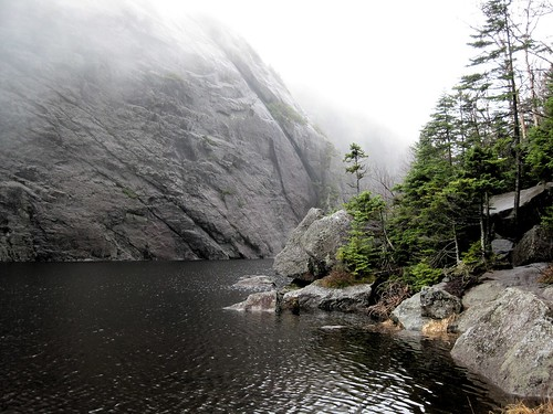 Avalanche Lake, Adirondacks, NY by jbylund, on Flickr