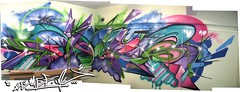kem - vegas (kemef inc.) Tags: vegas reading magic exhibition mind graff oldskool brum remo kem mef ndeva mske canvasmodels