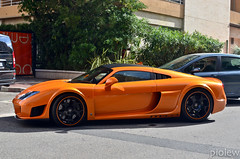 Noble M600 (piolew) Tags: orange top monaco british carlo monte marques 2012 noble m600
