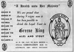 Greene King - BFP 2 June 1953