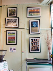 My little exhibition at Mange Tout (Chris Bertram) Tags: england bristol unitedkingdom olympus ep1 mangetout cornstreet project365 17mmf28 365124 microfourthirds mu43 bfop bristolfestivalofphotography 365moments2012