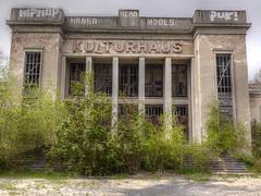 Usedom (berlin-shots) Tags: hdr usedom zinnowitz kulturhaus