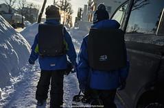 Let's Go To School! | 学校に行こう! (francisling) Tags: morning zeiss 35mm walking t sapporo hokkaido sony cybershot 北海道 schoolchildren 札幌 sonnar 朝 歩く 小学生 shiroishi 白石 rx1 dscrx1