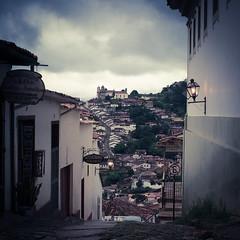 Streets of Ouro Preto