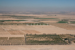Farming east of Azraq (APAAME) Tags: aerialarchaeology aerialphotography middleeast airphoto archaeology ancienthistory