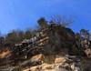 Looking Up at Roark Bluff ovr Buffalo River at Steel Creek Campground - Buffalo National River, Northwest Arkansas (danjdavis) Tags: rock arkansas bluff buffalonationalriver buffaloriver roark roarkbluff steelcreekcampground