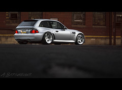 (Andrew Barshinger Photography) Tags: auto car canon low 85mm bmw z3 stance ccw z3m