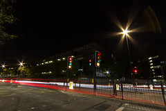 Roads of London (16 of 18) (johnlinford) Tags: city longexposure england urban london night landscape lights poplar unitedkingdom 7d gb docklands canonefs1022 canoneos7d