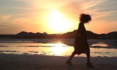 Salt of the Earth (THE GLOBAL GIRL) Tags: theglobalgirl theglobalgirlcom globalgirl globalgirlndoema siwaoasis siwa desert libyandesert libya egypt oasis travel wanderlust africa northafrica ndoema sunset saltmine