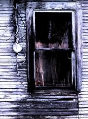 Haunted House WIndow (geoffleppard1) Tags: nature landscape texas country fujifilm roadside westtexas xs1
