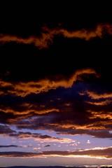 Entardecer (Fotos Charles Guerra) Tags: entardecer florianpolis sc santacatarina pordosol pr prdosol guerra finaldetarde nuvem nuvens charlesguerra