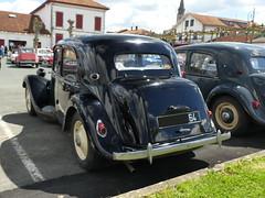 Citroën Traction 11 BL à malle (1952) (Thethe35400) Tags: auto car cotxe coche automobile voiture carro bíll bil samochód carr