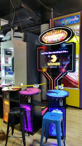 4 Player Pac Man