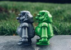 9E7A9044 (NaugthyBrain) Tags: pig shanghai arttoy hiphopart resinart resintoy arttoyculture akacuriousboy