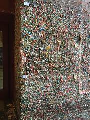 Seattle (T'ai Li) Tags: chewinggum gumwall publicmarketseattle