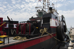 DUD_3857r (crobart) Tags: lake ontario port boat tug erie dover ecosse