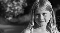 Lucille (nyanc) Tags: birthday portrait people blackandwhite bw love netherlands girl monochrome outside prime blackwhite model nikon flickr princess little zwartwit outdoor daughter nederland sigma portret lucille meisje dochter limburg jarig d5200