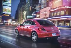 Volkswagen Beetle #PinkBeetle Special Edition