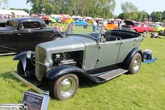 1931 Ford Model A Phaeton (cerbera15) Tags: ford 1931 fun model run billing 31 phaeton 2016 aquadrome nsra a
