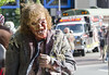Zombiewalk Columbus 2016 (D Binx) Tags: columbus ohio people costume scary downtown zombie apocalypse makeup parade gore horror undead monsters 70200 zombiewalk thewalkingdead nikond7000 zombiewalkcolumbus2016