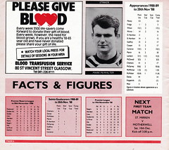 St Mirren vs Celtic - 1988 - Page 6 (The Sky Strikers) Tags: street love st magazine scottish match celtic premier league bq clydeside 60p mirren