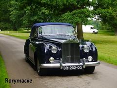 Rolls Royce Silver Cloud Drophead (Rorymacve Part II) Tags: auto road bus heritage cars sports car truck automobile estate transport rollsroyce historic motor saloon bentley compact roadster motorvehicle rollsroycesilverghost rollsroycesilverspur bentley312litre rollsroycesilverclouddrophead