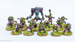 The Green Machine (ReanimatedImagery) Tags: nikon d7000 photography bloodbowl gamesworkshop citadel wargaming goblins