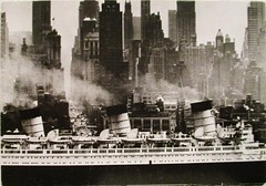 1503_NYC-QueenMary1946_USA-KDA (Kille.wips) Tags: new york nyc usa postcard